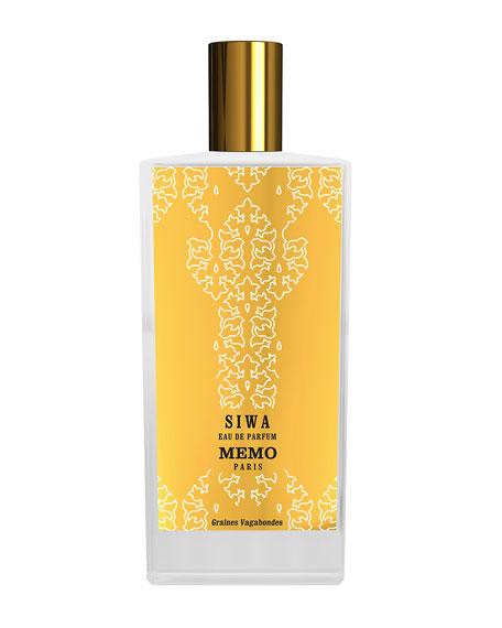 Memo Paris 2.5 oz. Siwa Eau de Parfum Spray