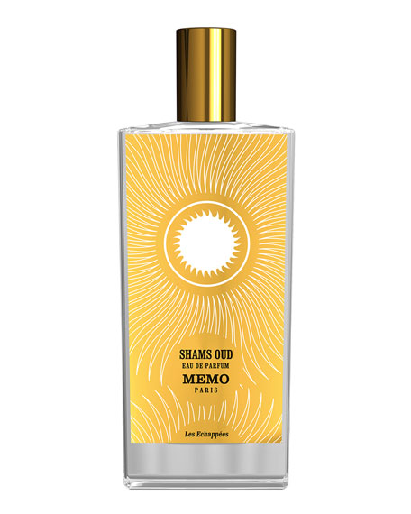 Memo Paris 2.5 oz. Shams Oud Eau de Parfum Spray