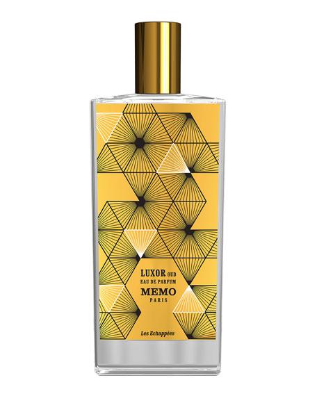 Memo Paris 2.5 oz. Luxor Oud Eau de Parfum Spray