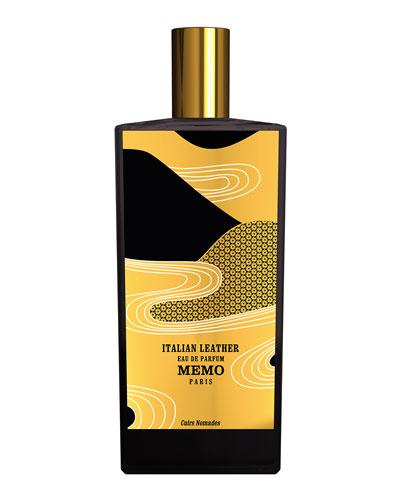 Italian Leather Eau de Parfum Spray, 2.5 oz./ 75 mL