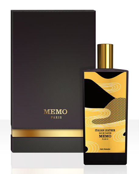 Memo Paris 2.5 oz. Italian Leather Eau de Parfum Spray