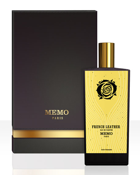 Memo Paris 2.5 oz. French Leather Eau de Parfum Spray