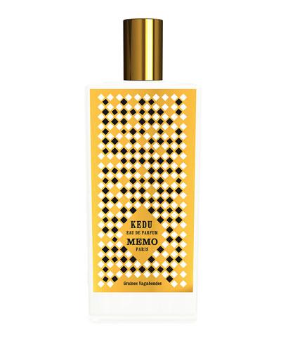 Kedu Eau de Parfum Spray, 2.5 oz./ 75 mL