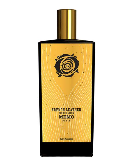 Memo Paris 7 oz. French Leather Eau de Parfum Spray