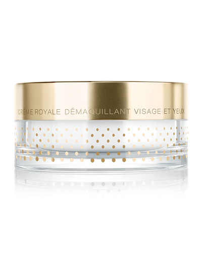 Crème Royale Cleansing Cream Face and Eyes, 4.3 oz.