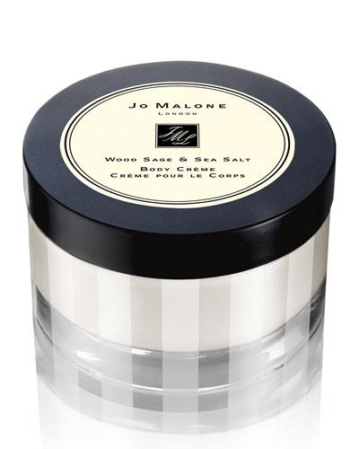 Wood Sage & Sea Salt Body Creme, 5.9 oz.