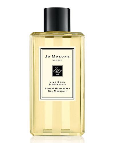 Lime Basil & Mandarin Body & Hand Wash, 100 mL