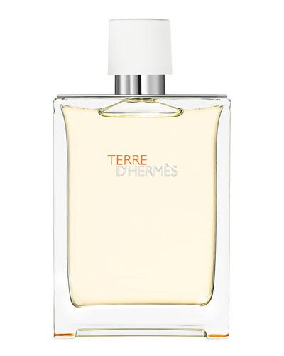 Terre d'Hermès Eau Très Fraî che Eau de Toilette Spray, 6.8 ...