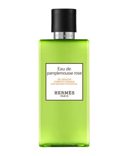 Eau de pamplemousse rose Hair and Body Shower Gel, 6.7 oz.