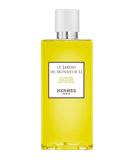 Hermès Un Jardin de Monsieur Li Body Shower Gel, 6.7 oz.