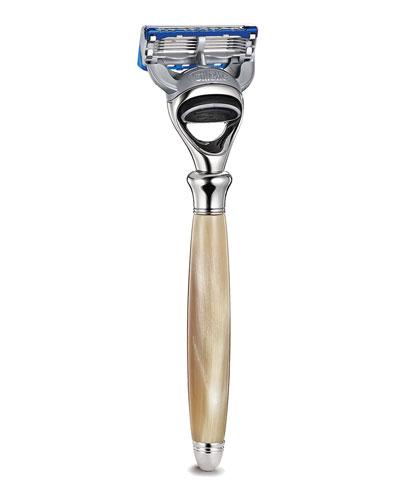 The Art Of Shaving Classic Horn Fusion Razor
