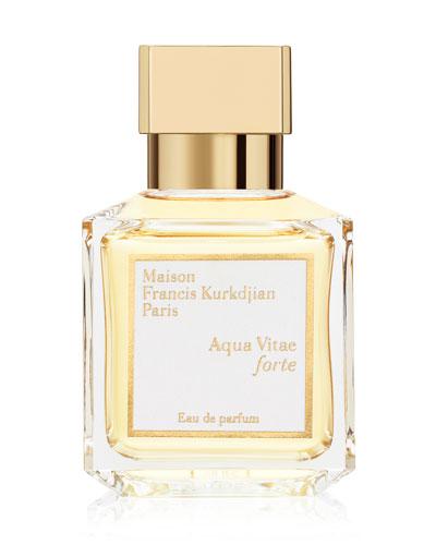 Aqua Vitae forte Eau de parfum, 2.5 oz./ 74 mL