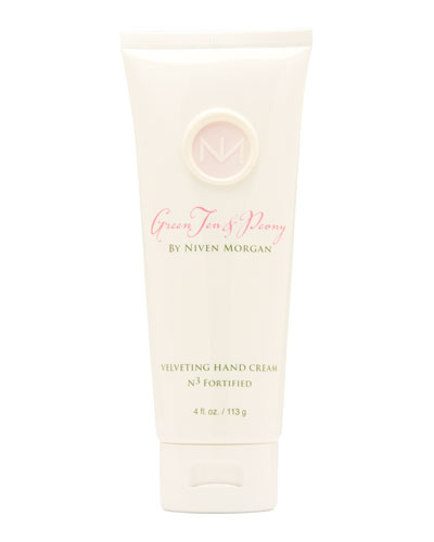 Green Tea & Peony Hand Cream, 4 oz.