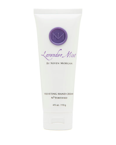 Lavender Mint Hand Cream, 4 oz.