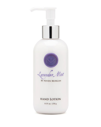 Lavender Mint Hand Lotion, 9.5 oz.