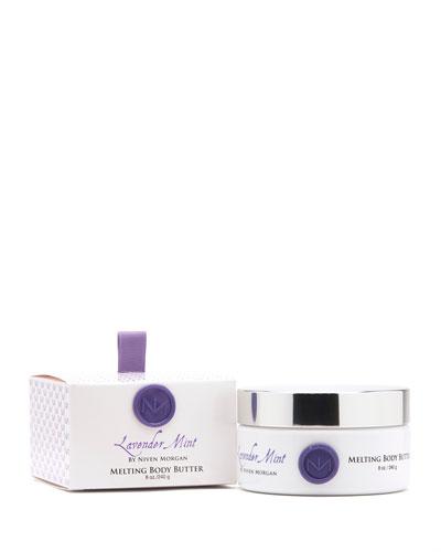 Lavender Mint Body Butter, 8 oz.