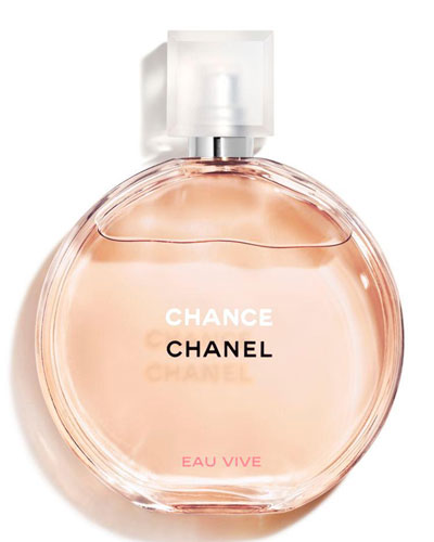 <b>CHANCE EAU VIVE </b><br>Eau de Toilette Spray, 3.4 oz.