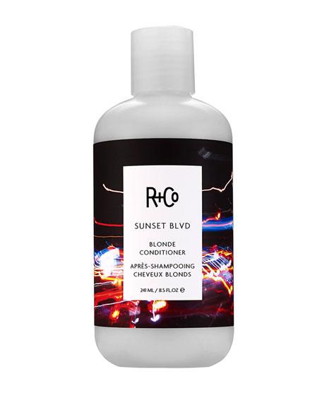 R+Co SUNSET BLVD Blonde Conditioner, 8.5 oz.