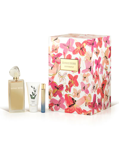Butterfly Deluxe Fragrance Set
