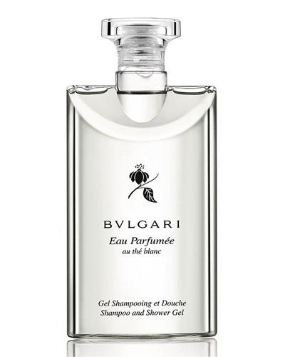 Eau Parfumée Au Thé Blanc Shampoo and Shower Gel, 6.8 oz.
