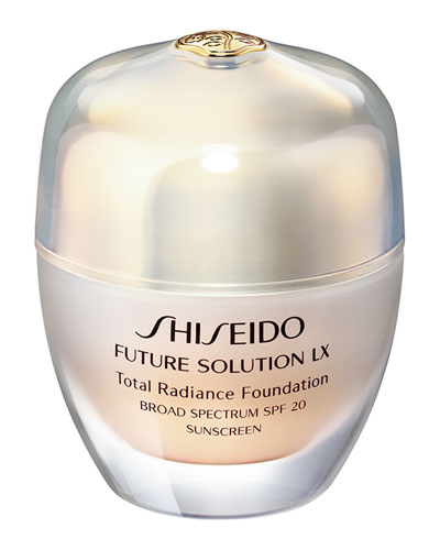 Shiseido Future Solution Lx Total Radiance Foundation Spf 20, 30 M L