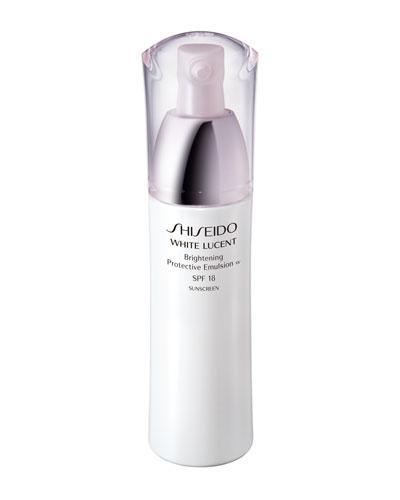 White Lucent Brightening Protective Emulsion SPF 18, 2.5 oz.