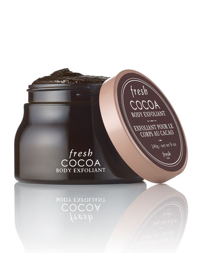 Cocoa Body Exfoliant, 8.0 oz.
