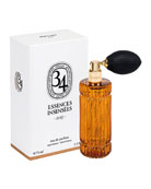 Limited Edition 34 Collection, Essences Insensees Eau de Parfum, 2.5 oz./ 75 mL