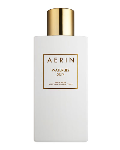 Limited Edition Waterlilly Sun Body Wash, 7.6 oz.