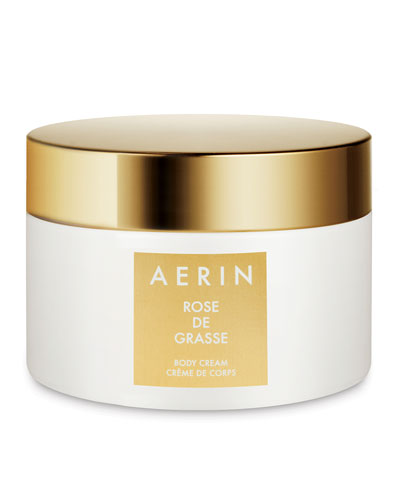 Limited Edition Rose de Grasse Body Cream, 5.0 oz.