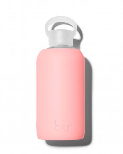 Glass Water Bottle, Elle, 500mL