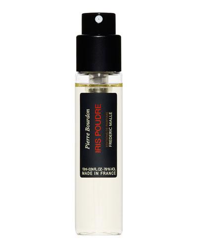 Iris Poudre Travel Perfume Refill, 0.3 oz./ 10 mL
