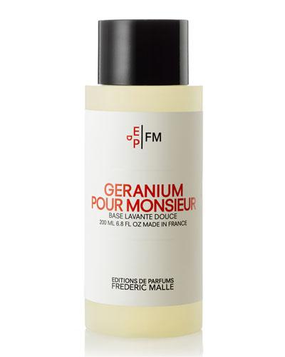 Géranium pour Monsieur Shower Gel, 200 mL