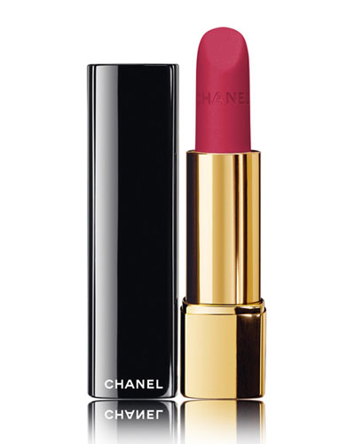 ROUGE ALLURE VELVET - COLLECTION VAMP ATTITUDE Intense Long-Wear Lip Colour - Limited Edition
