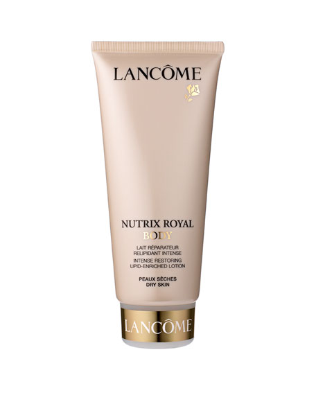 Lancome 6.7 oz. NUTRIX ROYALBODY: Intense Restoring Lipid-Enriched Lotion