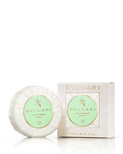 Eau Parfumée Au Thé Vert Deluxe Soap, 5.3 oz.