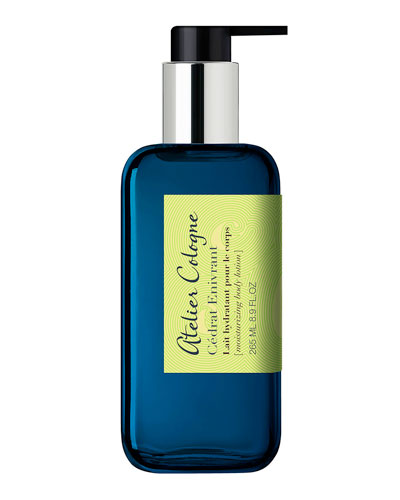 Cedrat Enivrant Lait Hydratant/Body Lotion, 265 mL