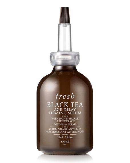 Fresh Black Tea Age-Delay Firming Serum, 1.6 oz.