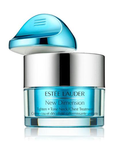 New Dimension Tighten + Tone Neck & Chest Treatment, 1.7 oz.