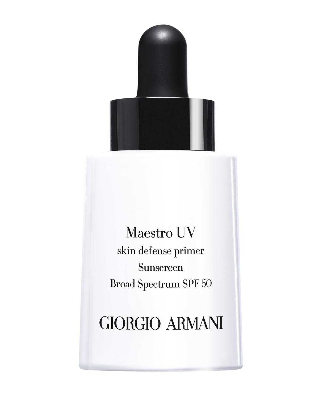 1 oz. Maestro UV Skin Defense Primer Sunscreen SPF 50