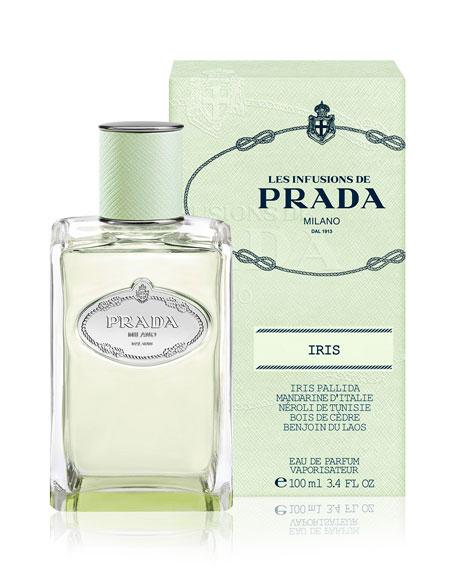 Prada Infusion d'Iris Eau de Parfum, 3.4 oz./ 100 mL