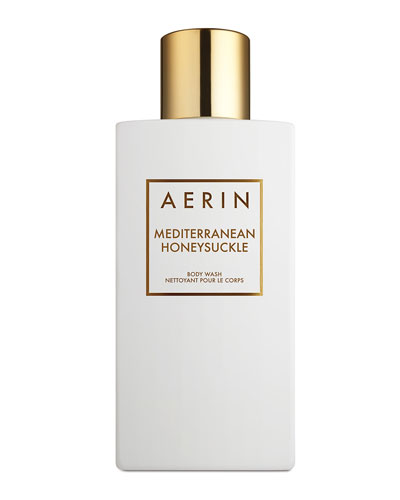 Limited Edition Mediterranean Honeysuckle Body Wash, 0.3 oz./ 7.6 oz.