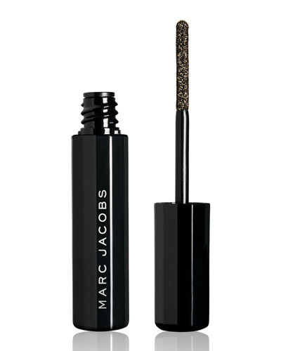 Lamé Noir Ultra-Glittering Mascara Top Coat