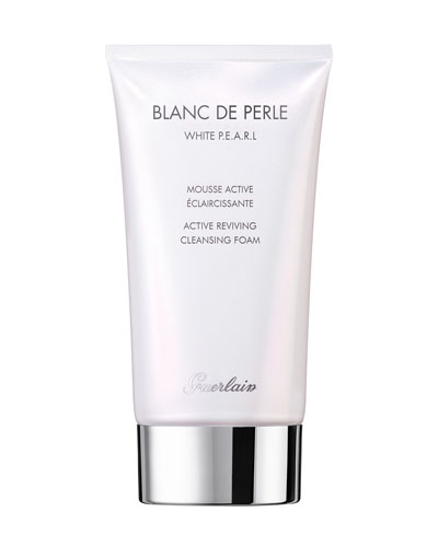 Blanc de Perle Active Reviving Cleansing Foam, 5.1 oz.