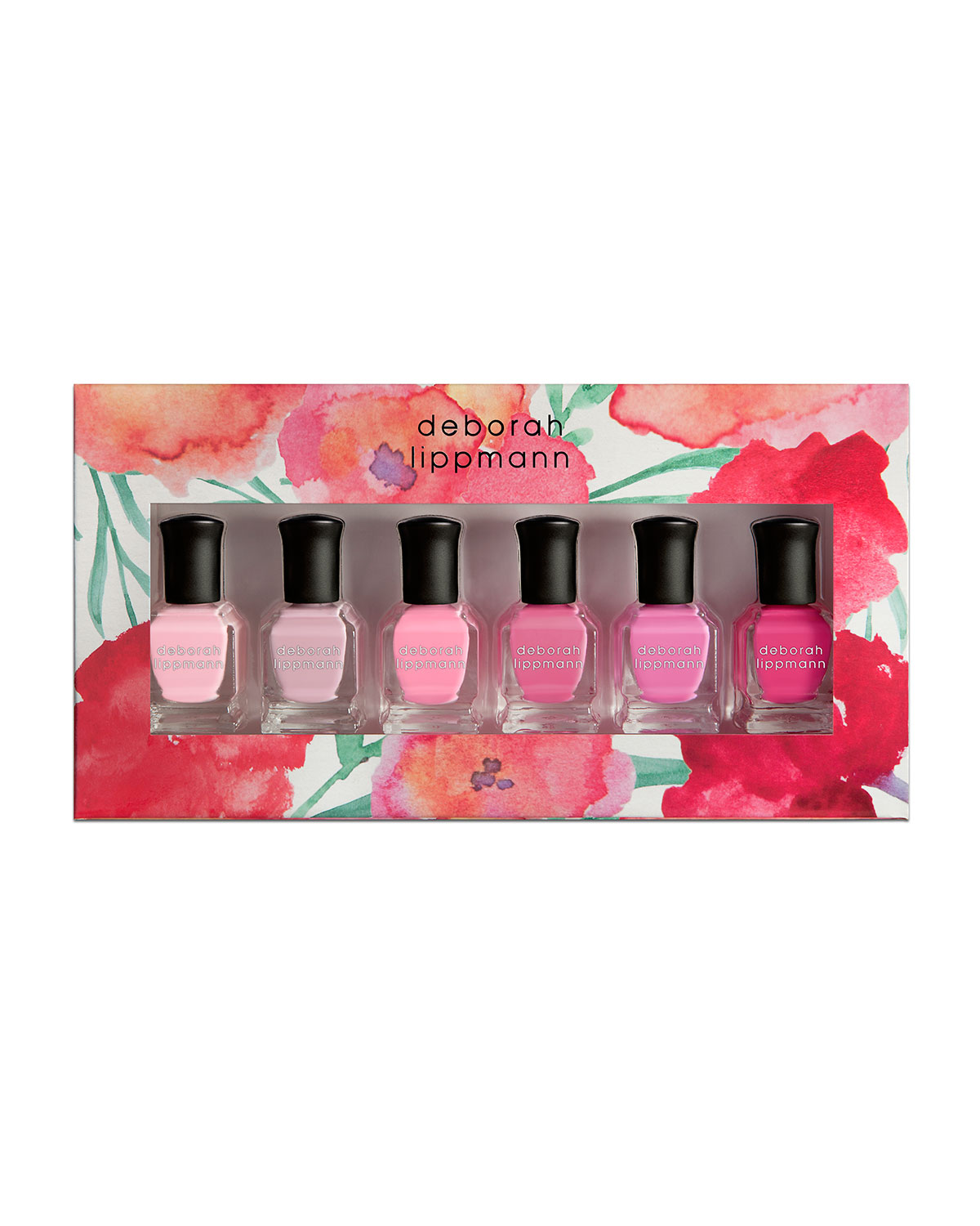 Pretty in Pink Fashion-Size Nail Polish Set, 8 mL each ($72 VALUE)