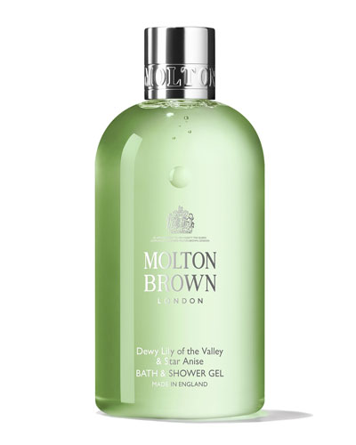 Dewy Lily of the Valley & Star Anise Bath & Shower Gel, 10 oz.