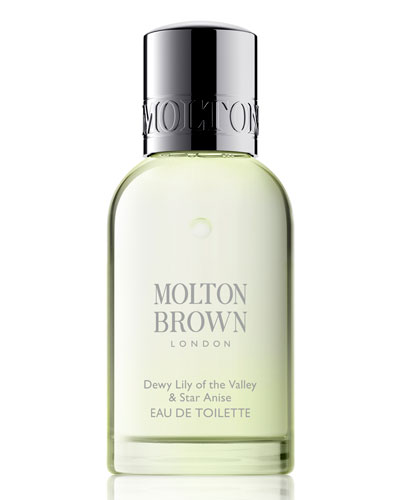 Dewy Lily of the Valley & Star Anise Eau de Toilette, 1.7 ...