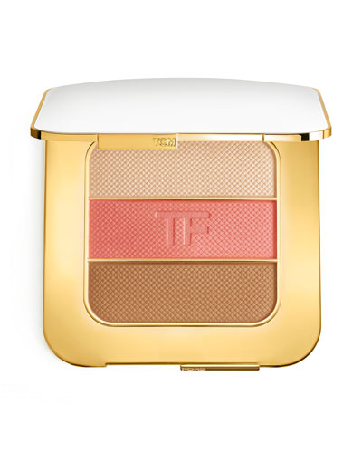 Soleil Contouring Compact - The Afternooner