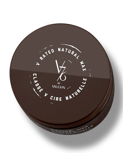 V Rated Natural Wax, 1.7 oz.