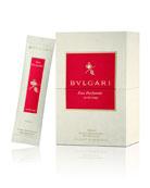 Eau Parfumée au thé rouge Refreshing Towels Kit, 15 x 12g